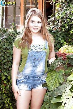 Alessandra in the Secret Garden